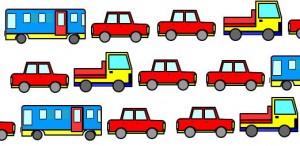 大型連休に渋滞はつきものですね。