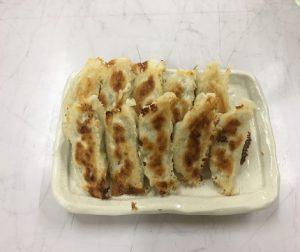 嬬恋産キャベツ使用の野菜生餃子