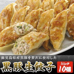 黒豚生餃子 25g×10ヶ