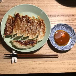 16日目ジャンボ餃子