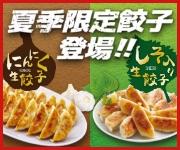 ■夏季限定餃子登場!