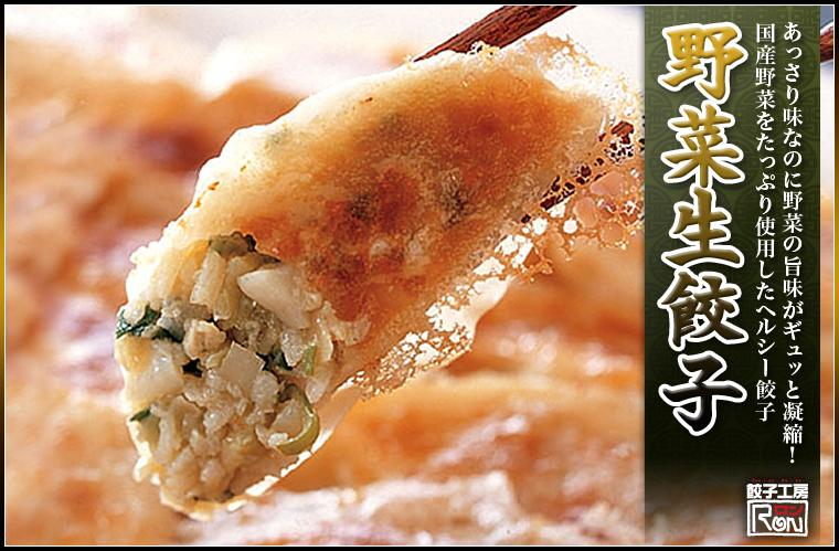 野菜生餃子
